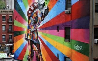 arte-a-arte-de-rua-de-eduardo-kobra-capa  Arte – A Arte de Rua de Eduardo Kobra arte a arte de rua de eduardo kobra capa 320x200