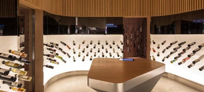 Mistral Wine Bar by Studio Arthur Casas-6  Arquitectura – Mistral Wine Bar do Studio Arthur Casas Mistral Wine Bar by Studio Arthur Casas 61 682x308