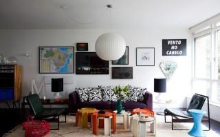 mauricio - arruda - apartamento antonio carlos - sao paulo-2  DECORAÇÃO: O lar de Maurício Arruda em São Paulo mauricio arruda apartamento antonio carlos sao paulo 21 320x200