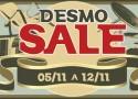 bazar desmobilia  Bazar Desmobilia: móveis vintage  banner interno desmosale1 125x90