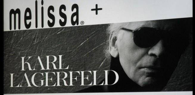 """Melissa e Karl Lagerfeld""  Melissa e Karl Lagerfeld Melissa e Karl Lagerfeld 61 655x320"
