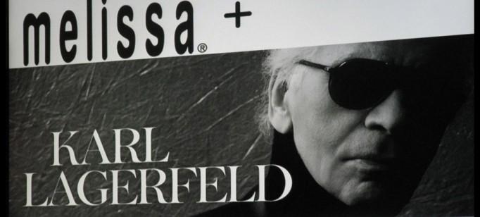 """Melissa e Karl Lagerfeld""  Melissa e Karl Lagerfeld Melissa e Karl Lagerfeld 61 682x308"