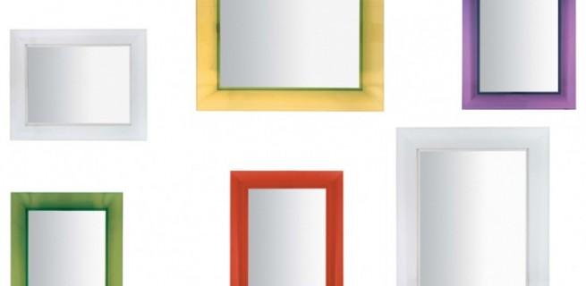 kartell francois ghost mirror-