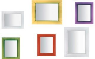 """""""kartell francois ghost mirror""""  Decoração com espelhos modernos kartell francois ghost mirror 21 320x200"""
