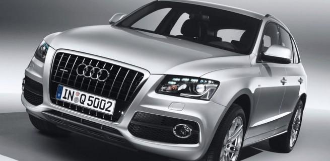 """""""Audi Q5 V6 chega ao Brasil"""""""