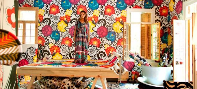 Adriana Barra lança tecidos para casa  Adriana Barra lança tecidos para casa Capausar 682x308