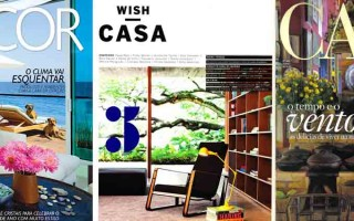 Top 10 das Revistas de Design no Brasil  Top 10 das Revistas de Design no Brasil capablogdecor 320x200