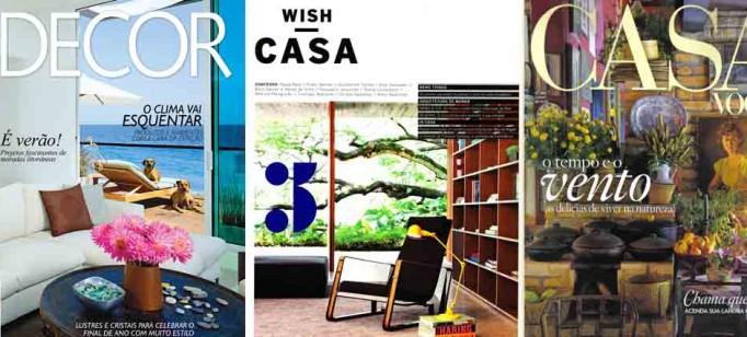 Top 10 das Revistas de Design no Brasil  Top 10 das Revistas de Design no Brasil capablogdecor 682x308
