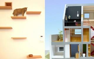 """""""The Cat House"""" um sonho de casa para os gatos  """"The Cat House"""" um sonho de casa para os gatos CAPACATDECOR 320x200"""
