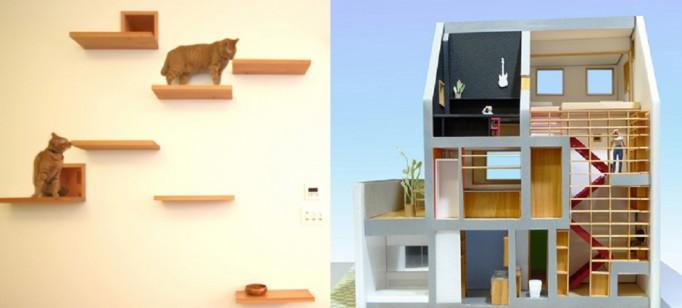 """""""The Cat House"""" um sonho de casa para os gatos  """"The Cat House"""" um sonho de casa para os gatos CAPACATDECOR 682x308"""