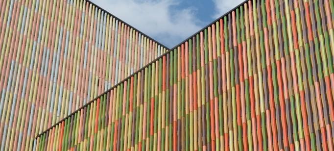 A cor e a arquitetura  A cor e a arquitetura capafinal decor 682x308