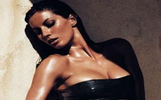 """""""Gisele Bundchen numa das campanhas mais sensuais""""  Moda – A Übermodel brasileira GiseleB 320x200"""