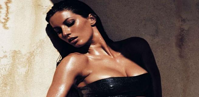 """""""Gisele Bundchen numa das campanhas mais sensuais""""  Moda – A Übermodel brasileira GiseleB 655x320"""