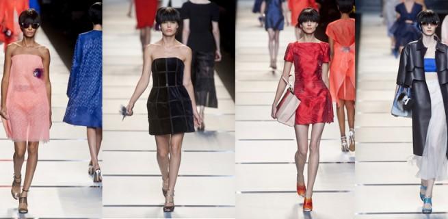 """Fendi e o estilo simples e chique.""  Moda: Milan Spring Fashion Week – Top 5 coleções! fendi 655x320"