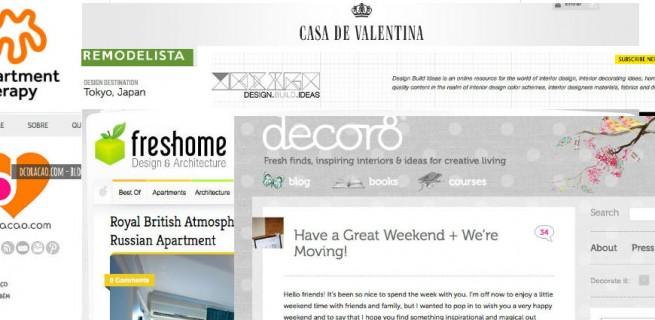 """""""Blogs de decoração de interiores que são top no Brasil e no mundo.""""  DECORAÇÃO: 10 blogs de decoração de interiores que valem a pena blogs 655x320"""