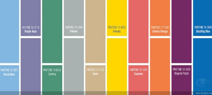 """""""Cores Pantone 2014""""  Decoração: Cores Pantone para 2014! pantone20141 682x308"""