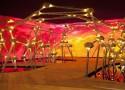 """""""Estrutura Manhue Groove, Miami Design 2013""""  Guilherme Torres colabora com Swarovski para Design Miami 2013 EstruturaMangueGroove 125x90"""