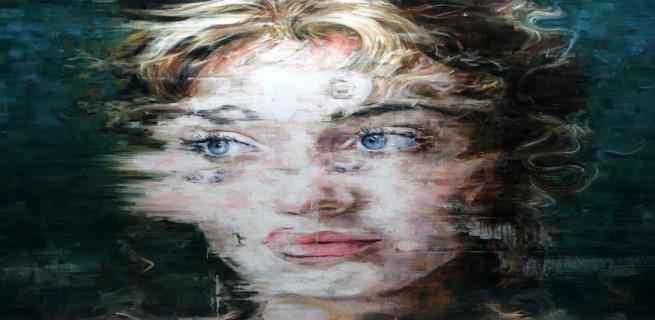 """Retrato de Kate Winslet por Harding Meyer""  Arte & Cultura:Harding Meyer, o pintor brasileiro retratista katewinsletportrait 655x320"