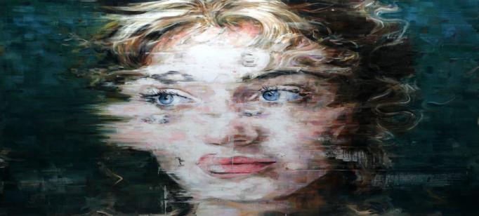 """Retrato de Kate Winslet por Harding Meyer""  Arte & Cultura:Harding Meyer, o pintor brasileiro retratista katewinsletportrait 682x308"