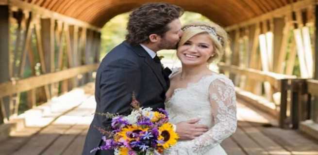 """""""Casamento Kelly Clarkson""""  Lifestyle: 10 casamentos que marcaram 2013 kelly clarksoncasamento 655x320"""