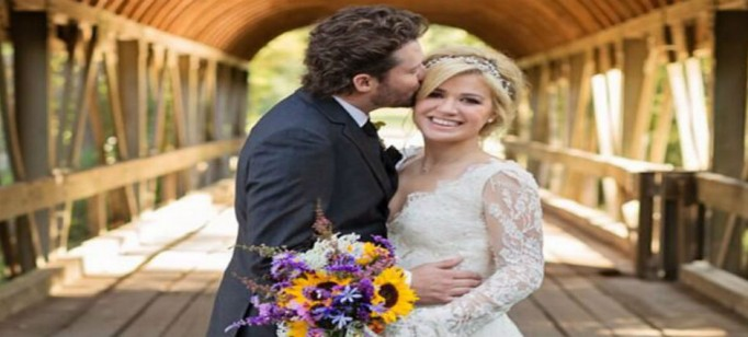 """""""Casamento Kelly Clarkson""""  Lifestyle: 10 casamentos que marcaram 2013 kelly clarksoncasamento 682x308"""