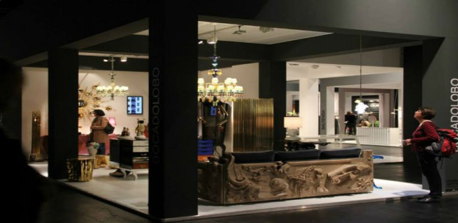 """Stand da Boca do Lobo na IMM Cologne""  Design: os 10 melhores da IMM Cologne 2014 IMMCologne 655x320"