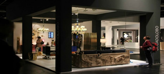 """Stand da Boca do Lobo na IMM Cologne""  Design: os 10 melhores da IMM Cologne 2014 IMMCologne 682x308"