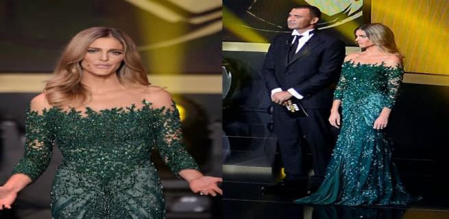 """Vestido de Fernanda Lima FIFA""  Estilista brasileiro Samuel Cirnansck veste Fernanda Lima bola de ouro vestido de fernanda lima4 655x320"