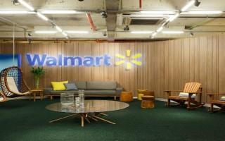 """""""Escritórios Walmart São Paulo""""  Arquitetura: Escritório Walmart em São Paulo com golf no telhado walmartescritorios 320x200"""