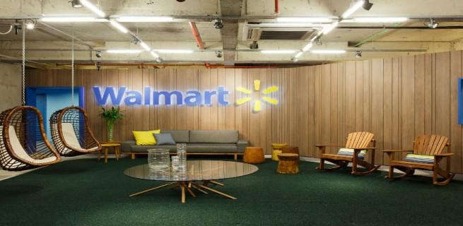 """""""Escritórios Walmart São Paulo""""  Arquitetura: Escritório Walmart em São Paulo com golf no telhado walmartescritorios 655x320"""