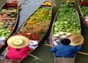 Lifestyle: 10 dicas sobre a Tailândia  Lifestyle: 10 dicas sobre a Tailândia mercadoflutante bangcoc 125x90