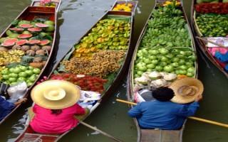Lifestyle: 10 dicas sobre a Tailândia  Lifestyle: 10 dicas sobre a Tailândia mercadoflutante bangcoc 320x200