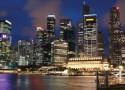 """""""Cingapura à noite""""  Cingapura: o lado exótico do Design  Singaporebynight 125x90"""