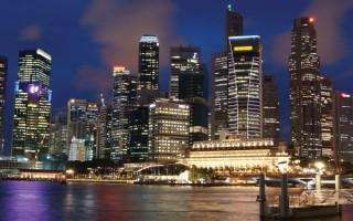 """""""Cingapura à noite""""  Cingapura: o lado exótico do Design  Singaporebynight 320x200"""