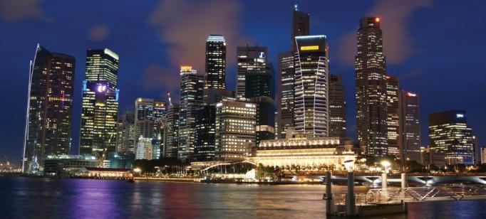 """""""Cingapura à noite""""  Cingapura: o lado exótico do Design  Singaporebynight 682x308"""