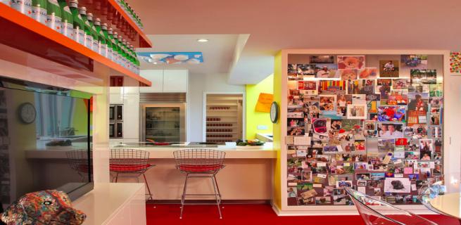"""""""Cozinha com fotos""""  O desafio da lente: decorar com fotografia cozinhacomfotos2 655x320"""