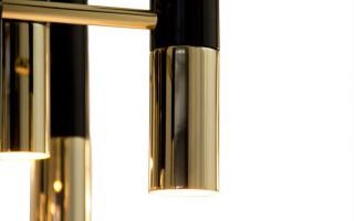 """""""Detalhe do Ike Suspension da Delightfull""""  5 Luminárias diferentes para a sua sala ikedetalhe 320x200"""
