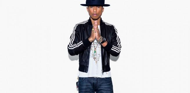 Moda: Pharrell Williams se associa à Adidas  Moda: Pharrell Williams se associa à Adidas pharrell williams adidas 655x320