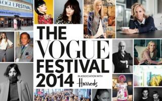 """""""Vogue Festival 2014""""  MODA: Vogue Festival 2014 ou o melhor da moda em Londres voguefestival 320x200"""