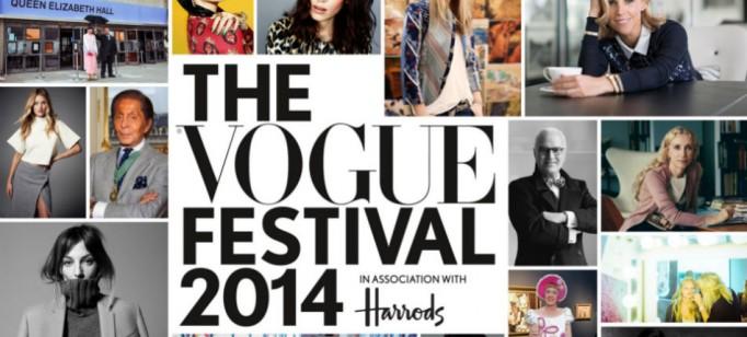 """""""Vogue Festival 2014""""  MODA: Vogue Festival 2014 ou o melhor da moda em Londres voguefestival 682x308"""