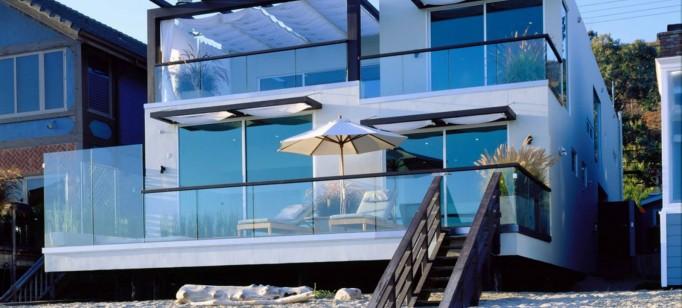 """""""casa de praia""""  Inspiração: Como decorar a casa de praia beach house weather 682x308"""
