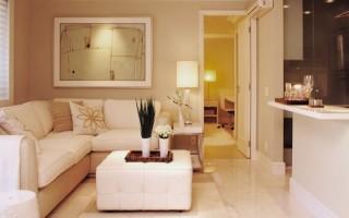 """""""Sala de estar pequena, como decorar""""  Decoração: Como decorar uma sala pequena sala de estar de flat no bairro do itaim em sao paulo reformado e decorado por oscar mikail 1294938798612 956x5001 320x200"""