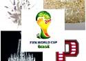 """""""Copa do Mundo e luminárias""""  Copa do Mundo: uma luminária para cada equipe copa 125x90"""