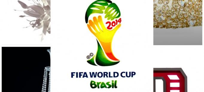 """""""Copa do Mundo e luminárias""""  Copa do Mundo: uma luminária para cada equipe copa 682x308"""