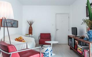 """""""Apartamento de arquiteto""""  O apartamento artístico do arquiteto Maurício Pinto  02 reforma da tao certo que arquiteto vira morador de ape em salvador 320x200"""