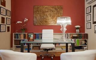 """""""decoração de escritório""""  Top 10 escritórios para você se sentir inspirado a trabalhar marie burgos design park avenue doctors office1200 x 786 187 kb jpeg x 320x200"""