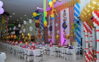 """""""Organização e Decoração de festa infantil""""  Decoração de festa infantil: as dicas que não pode perder palha  o 320x200"""
