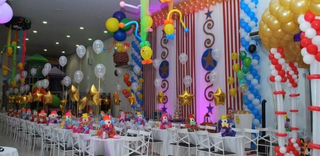 """""""Organização e Decoração de festa infantil""""  Decoração de festa infantil: as dicas que não pode perder palha  o 655x320"""