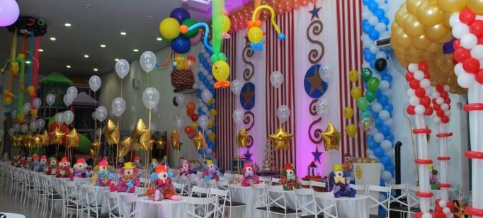 """""""Organização e Decoração de festa infantil""""  Decoração de festa infantil: as dicas que não pode perder palha  o 682x308"""