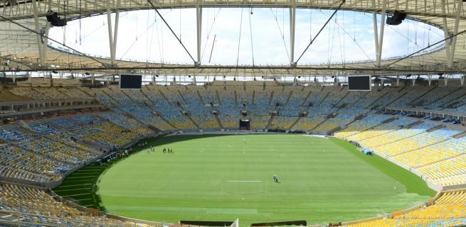 """""""Estádio do Maracanã, final da Copa do Mundo 2014""""  Maracanã: o estádio que recebe a final da Copa do Mundo 2014 3c5cedde8e2081bcfb03909798e4dfce 655x320"""